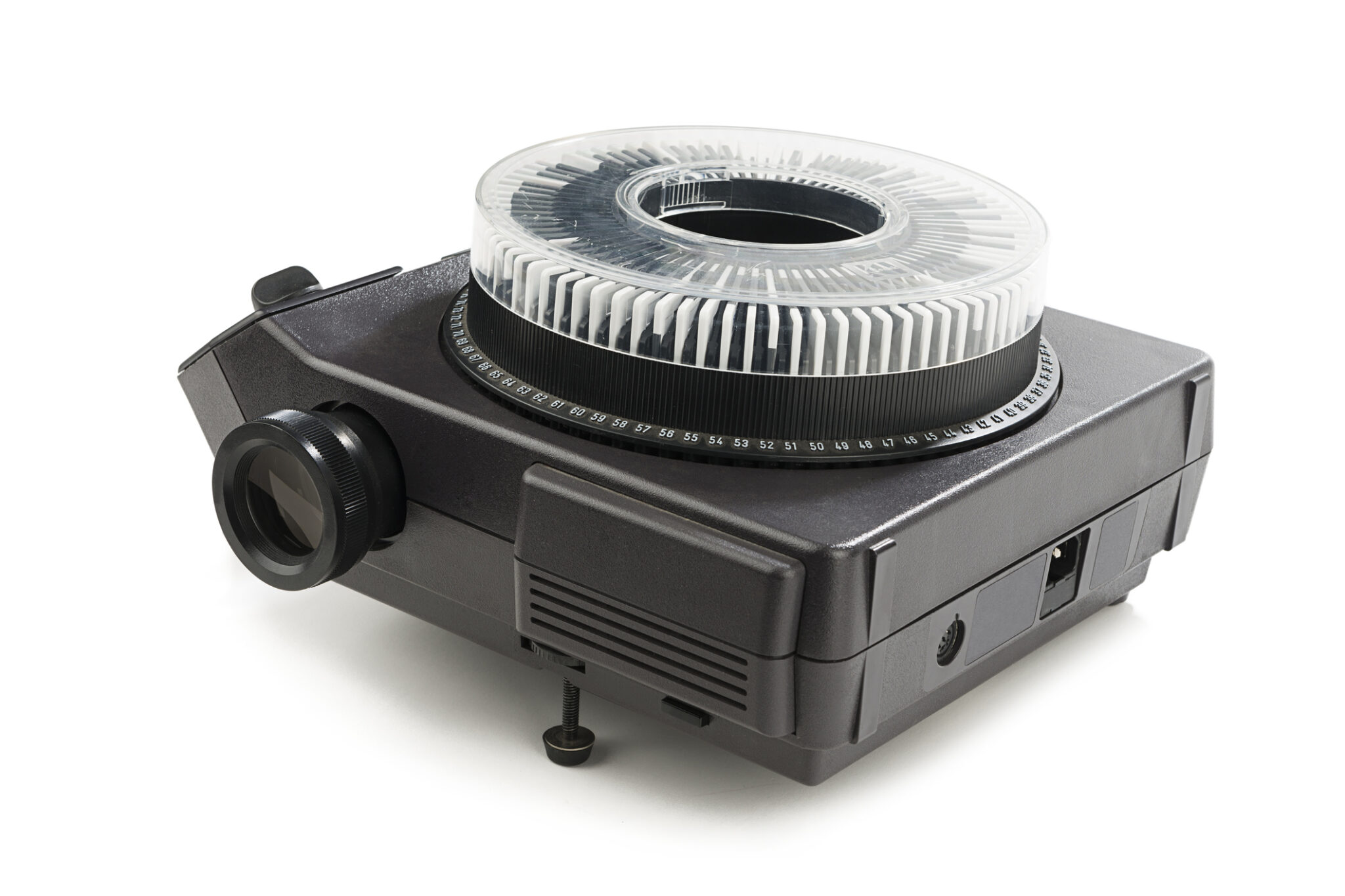 old fashioned projector
