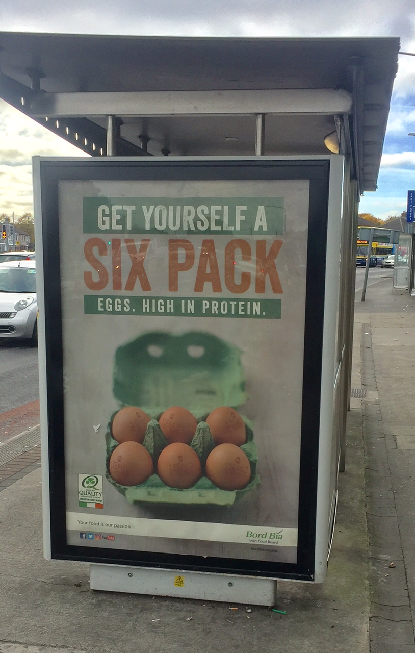 Bord Bia – Get yourself a six pack
