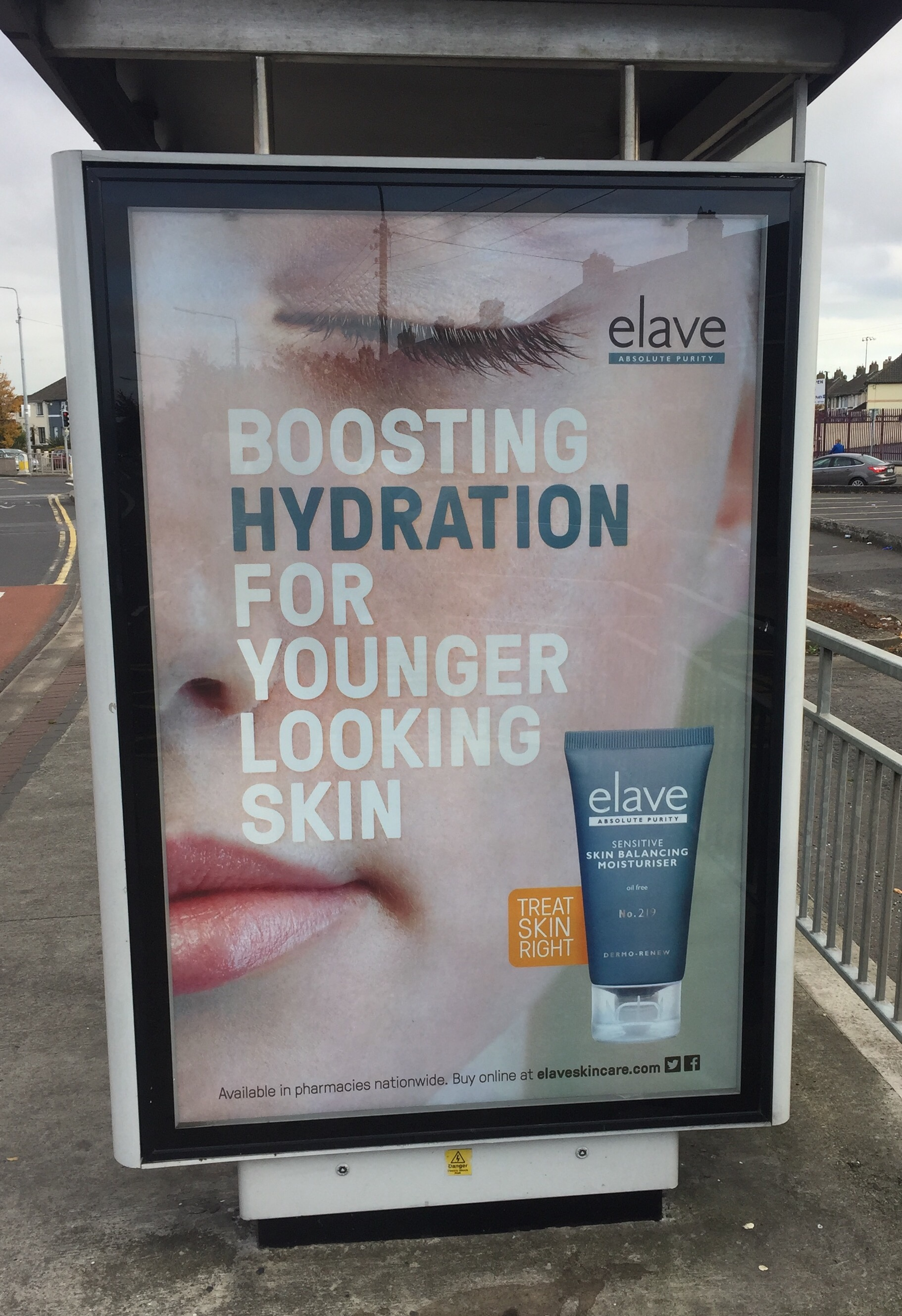 Elave – Boosting hydration for younger looking skin