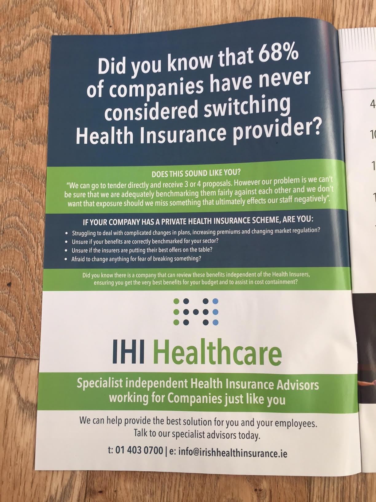 IHI Healthcare
