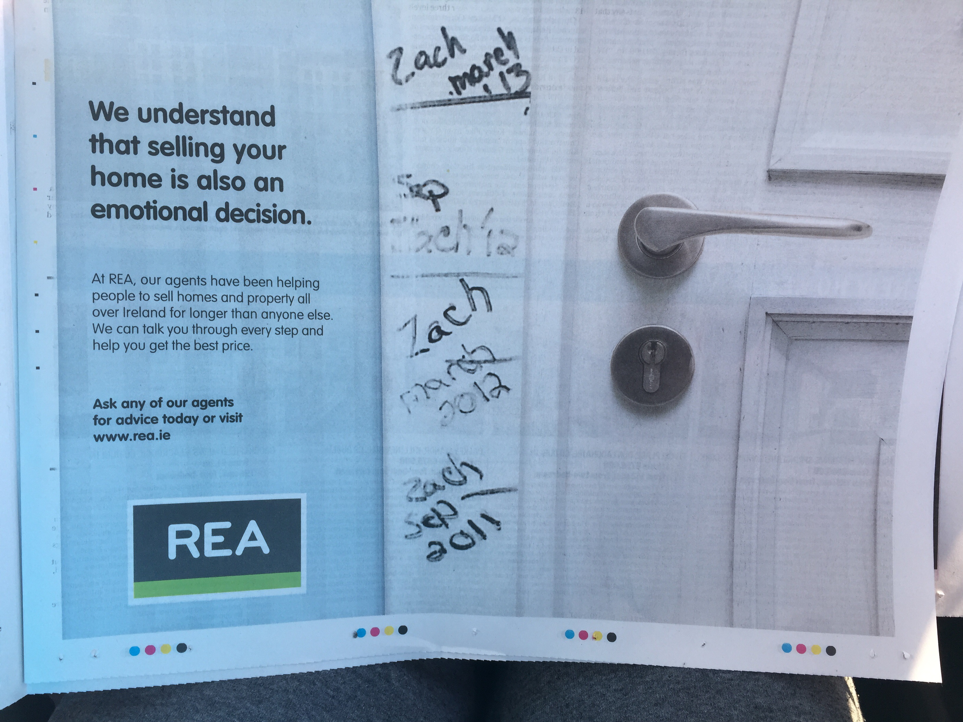 REA – We understand that selling your home  is also an emotional decision