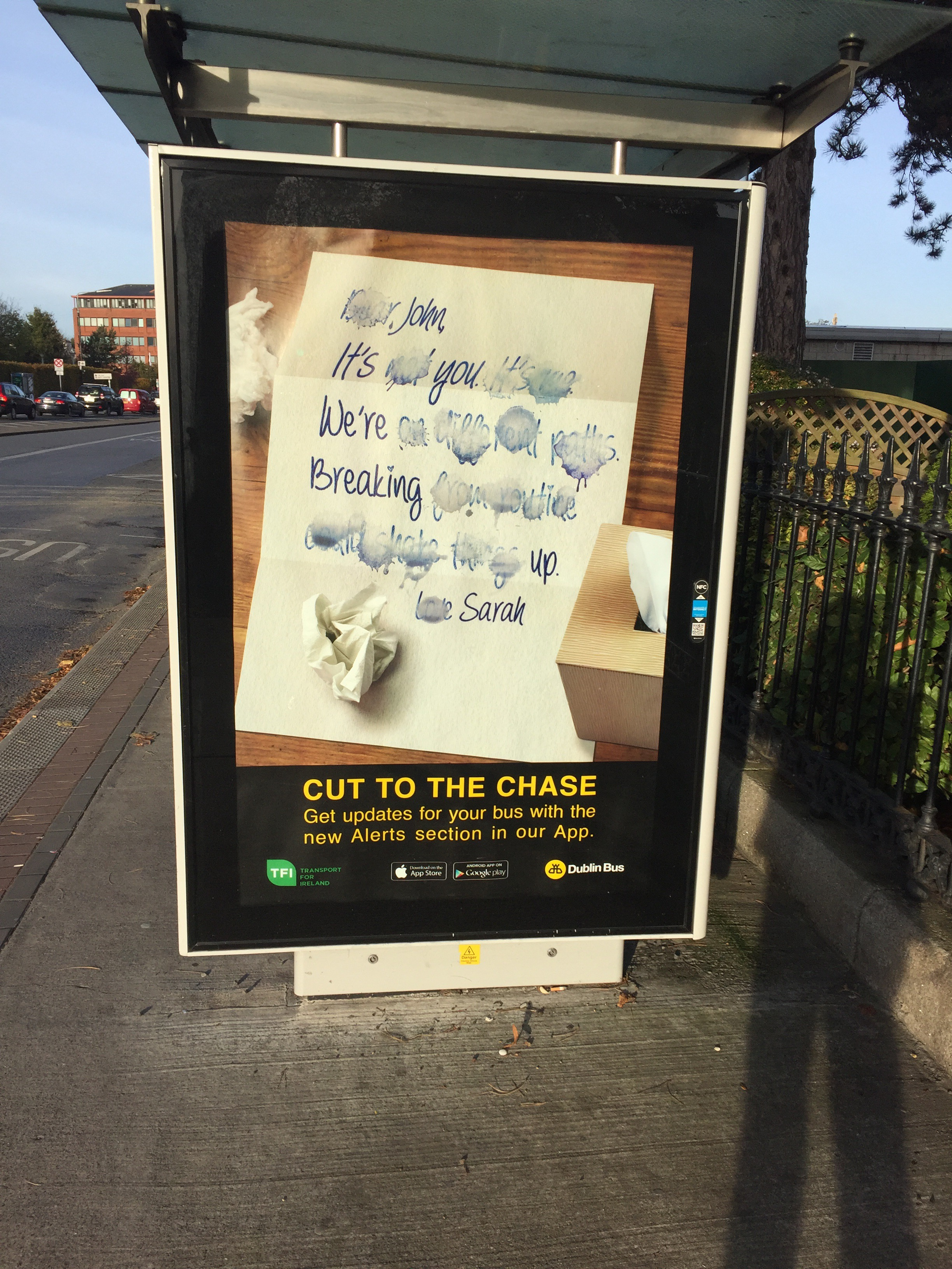 Dublin Bus – cut to the chase