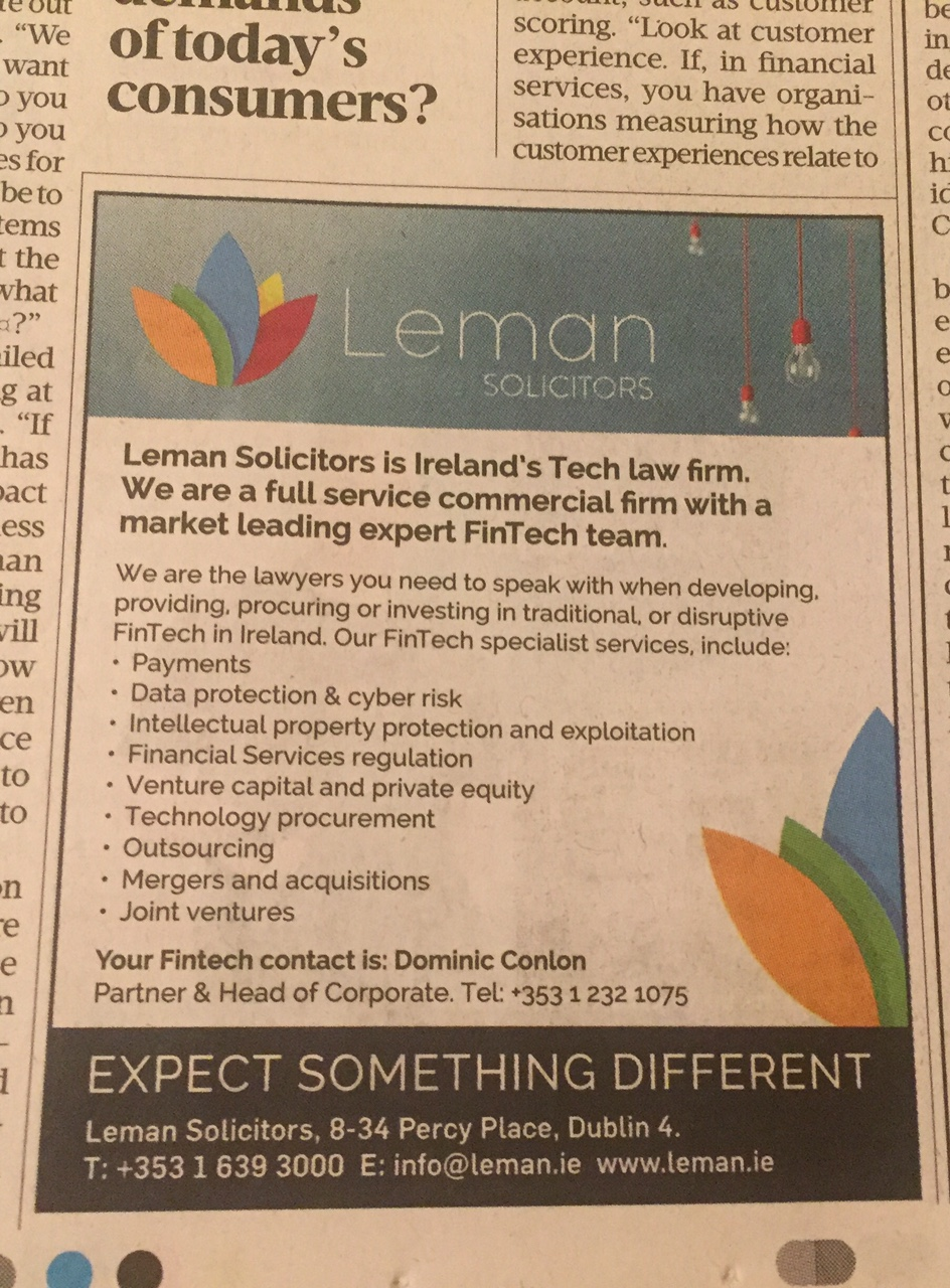 Leman Solicitors – expect something different