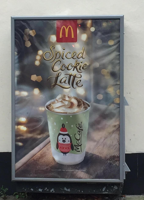 Mc Donalds – Spiced Cookie Latte