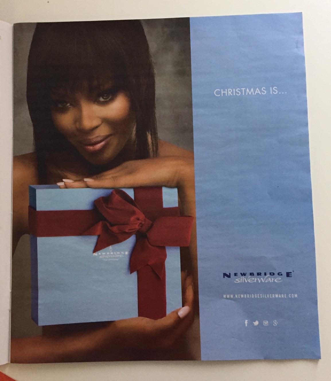 Newbridge Silverware – Christmas is