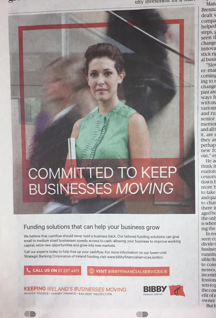 Bibby Financial Services – committed to keep businesses moving