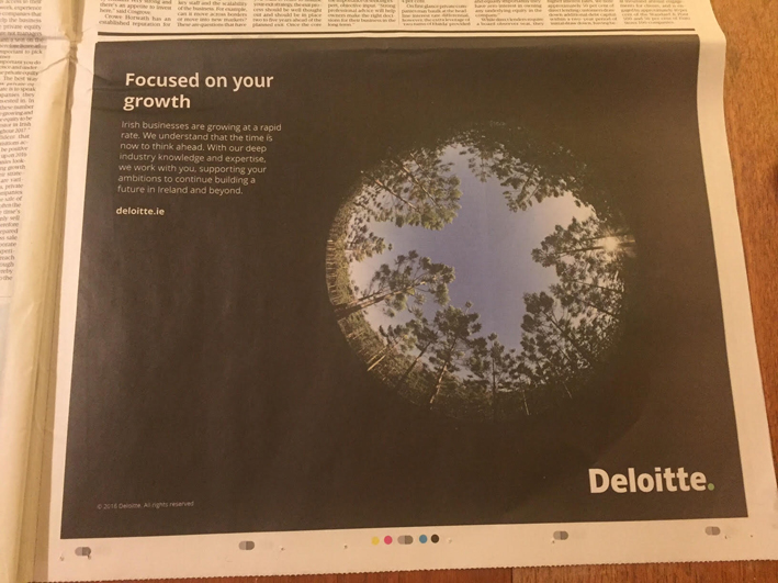Deloitte – focussed on your growth.