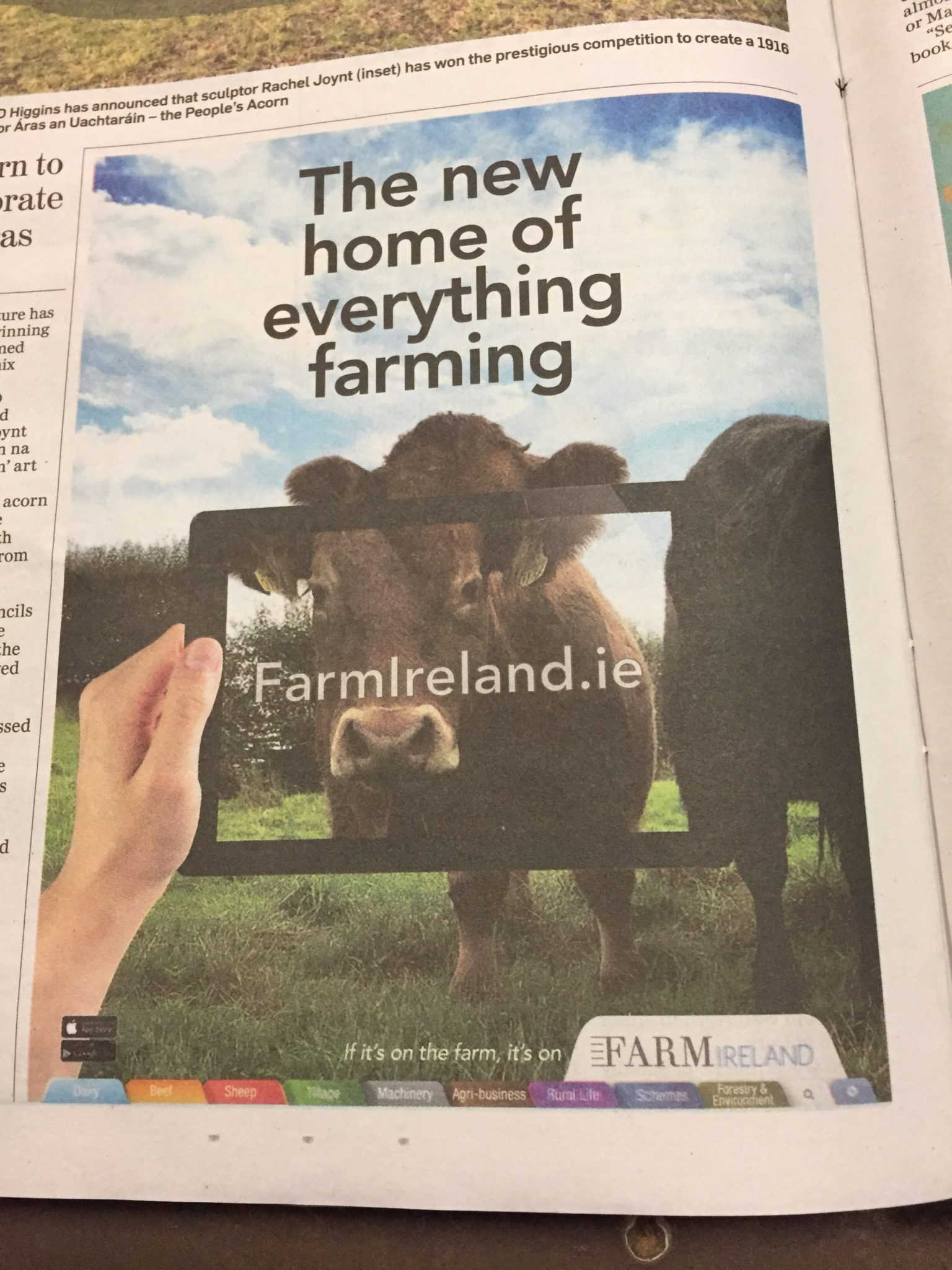 Farm Ireland – the new home of everything farming